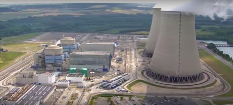 Le fonctionnement d'une centrale nucléaire, expliqué par EDF